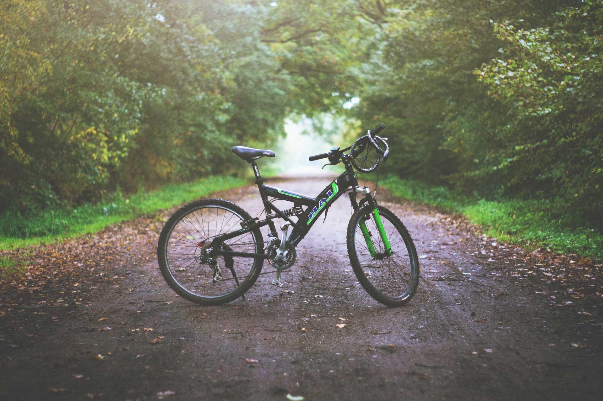 Wycieczki rowerowe po Mazurach