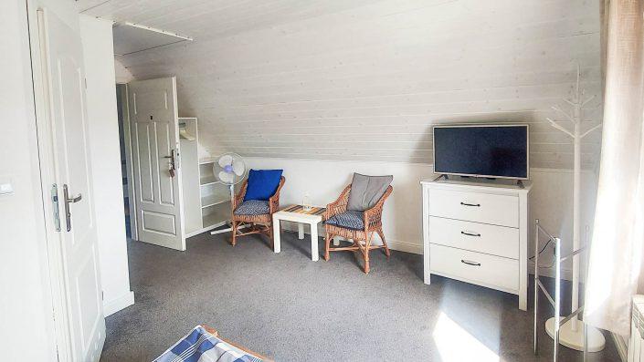 Pokoje nad Jeziorem Mazury | Apartament nr 5 pokój. Dom nad Zatoką